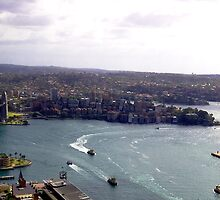Sydney, the greatest city in the world. by Ben Shaw