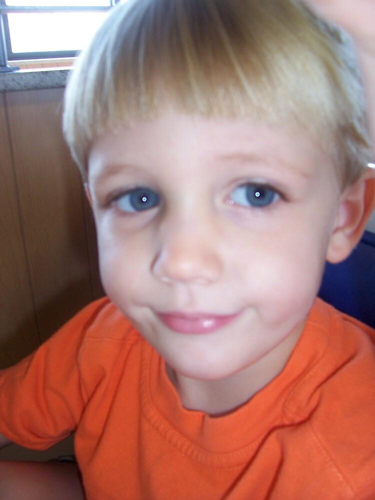 Nicholas at 3 yrs. by redshamrock