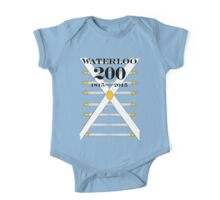 Waterloo 200th Anniversary Choose your colour mk11 One Piece - Short Sleeve