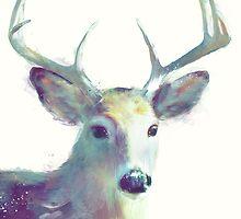 Whitetail No. 2 by Amy Hamilton