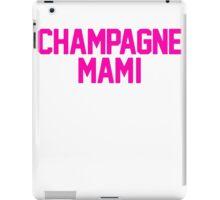Champagne Mami [Pink] iPad Case/Skin