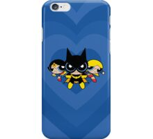 Supertough Girls iPhone Case/Skin