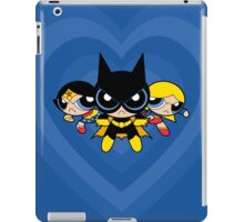 Supertough Girls iPad Case/Skin
