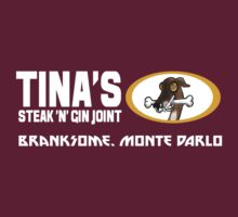 Tina's Steak 'n' Gin Joint by jameshardy