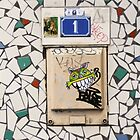 Number 1 by Carol Dumousseau