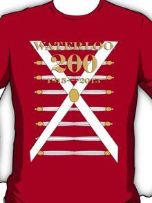 Battle of Waterloo 200th Anniversary T-Shirt