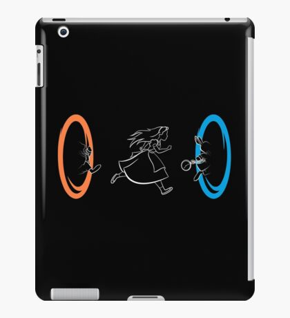 Forever Late iPad Case/Skin