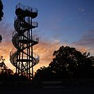 Kings Park DNA Tower At Sunset  by EOS20