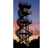 Kings Park DNA Tower  Photographic Print