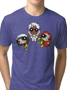 Chemical X-Girls Tri-blend T-Shirt