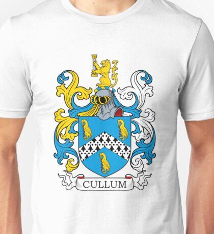 Cullum Coat of Arms Unisex T-Shirt