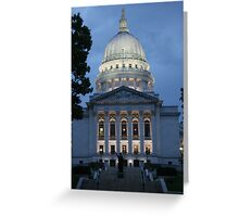 Madison Capital Greeting Card