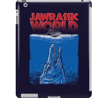 Jawrassic World (jurassic world/Jaws) iPad Case/Skin