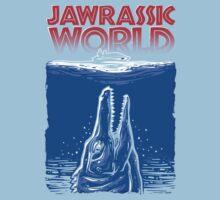 Jawrassic World (jurassic world/Jaws) One Piece - Short Sleeve