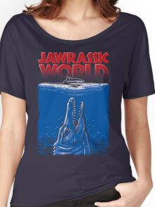 Jawrassic World (jurassic world/Jaws) Women's Relaxed Fit T-Shirt