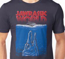 Jawrassic World (jurassic world/Jaws) Unisex T-Shirt