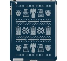 Who's Sweater iPad Case/Skin