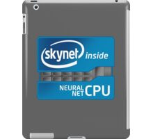Skynet Inside iPad Case/Skin