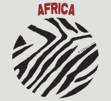 AFRICA by Janette  Dengo