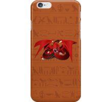 Slifer, the Sky Dragon iPhone Case/Skin