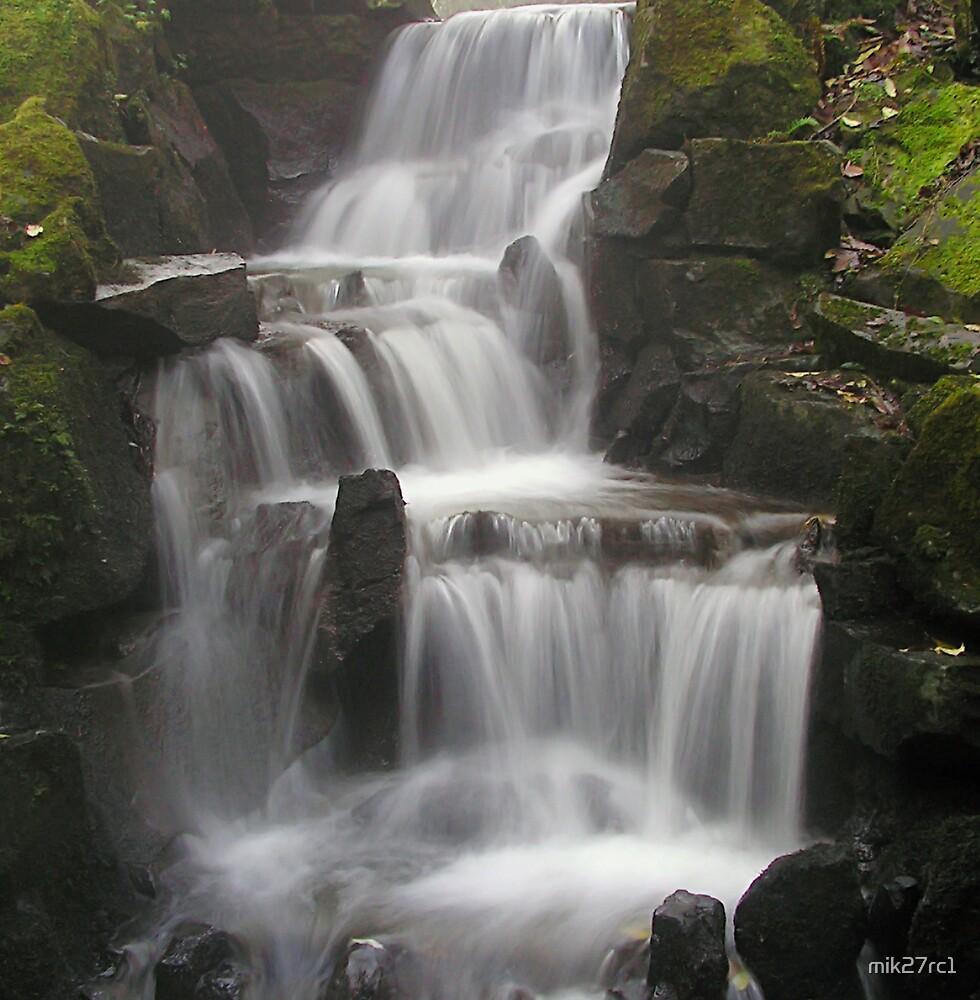 clyne waterfall by mik27rc1
