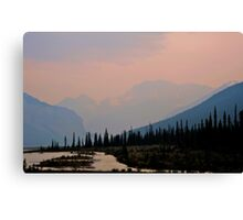 Mountain Majesty Canvas Print