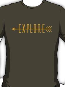 Explore (Arrow) T-Shirt