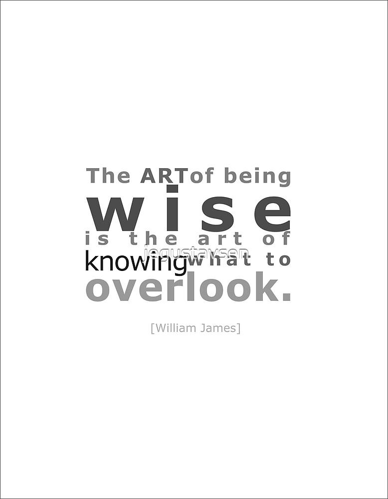 Art of Wisdom by jegustavsen