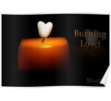 Burning Love! Poster