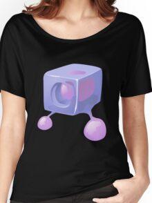 Glitch Wardrobia mental item 01 w1 Women's Relaxed Fit T-Shirt