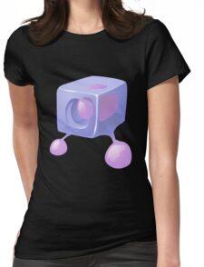 Glitch Wardrobia mental item 01 w1 Womens Fitted T-Shirt