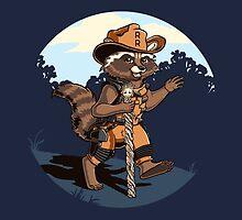 Ranger Rocket by Stephanie Jayne Whitcomb