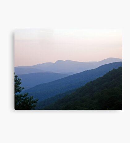 Rolling Hills Canvas Print