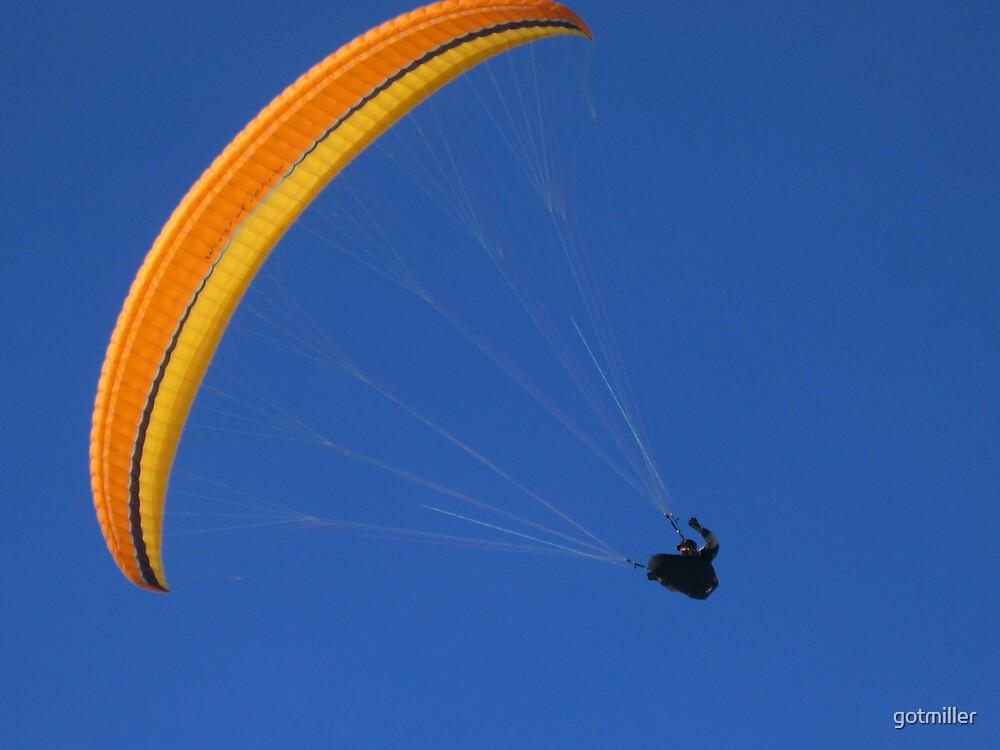 Paraglider by gotmiller