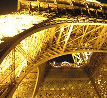 The Eiffel of course. by gotmiller