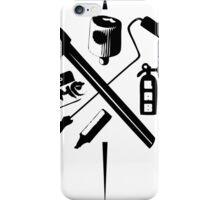 Choose your Tool iPhone Case/Skin
