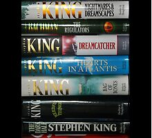 Stephen King by Kezzarama