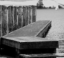 pier by Thornley