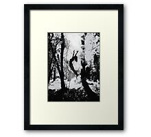Revive Me, O God Framed Print