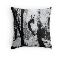 Revive Me, O God Throw Pillow