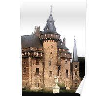 Haar Castle Netherlands Poster