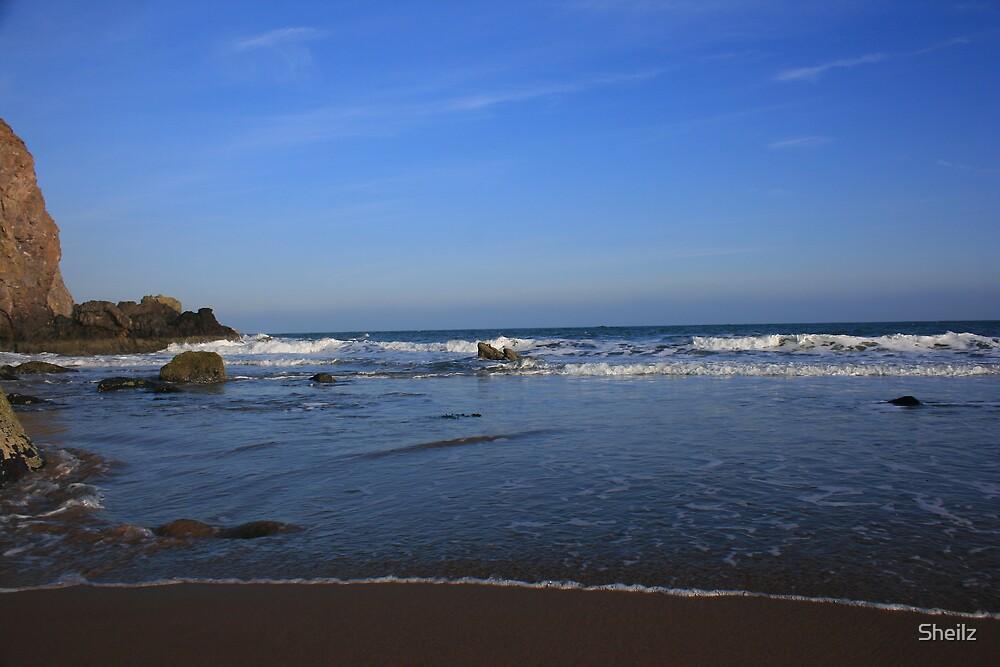 Ebbing Tide by Sheilz