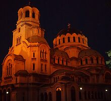 Alexander Levski Church in Sofia Bulgaria by funthings