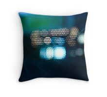 tram Throw Pillow
