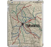 Terminus Map iPad Case/Skin