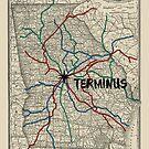 Terminus Map by Zeke Tucker