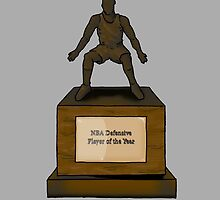 Defensive Player Trophy / Smile Design 2014 by fgcsmile