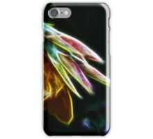 Electric Buds & Blooms iPhone Case/Skin