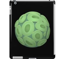 Glitch Wardrobia mental item 12 w1 iPad Case/Skin