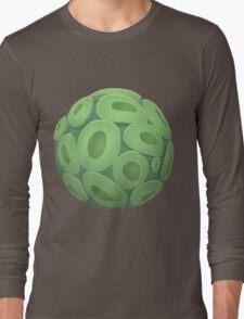 Glitch Wardrobia mental item 12 w1 Long Sleeve T-Shirt